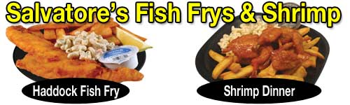 FISH FRYS AND SHRIMP DINNERS image