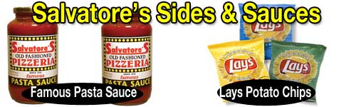 SIDES AND SAUCES image