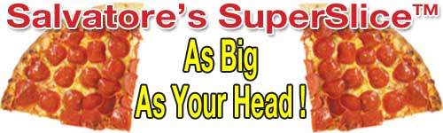 SUPERSLICE - AS BIG AS YOUR HEAD! image